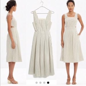 Madewell 100%cotton dress size 10